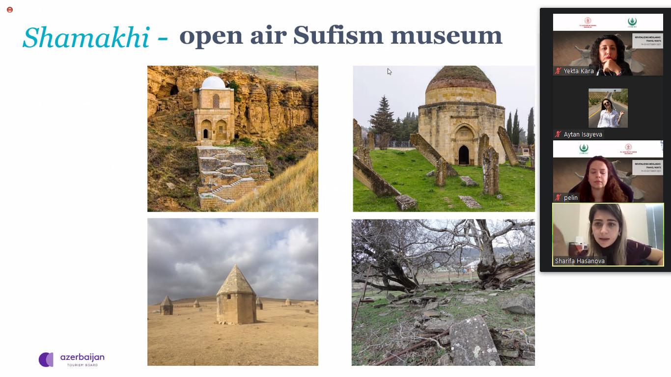 >İnanc turizmi üzrə onlayn görüş keçirilib