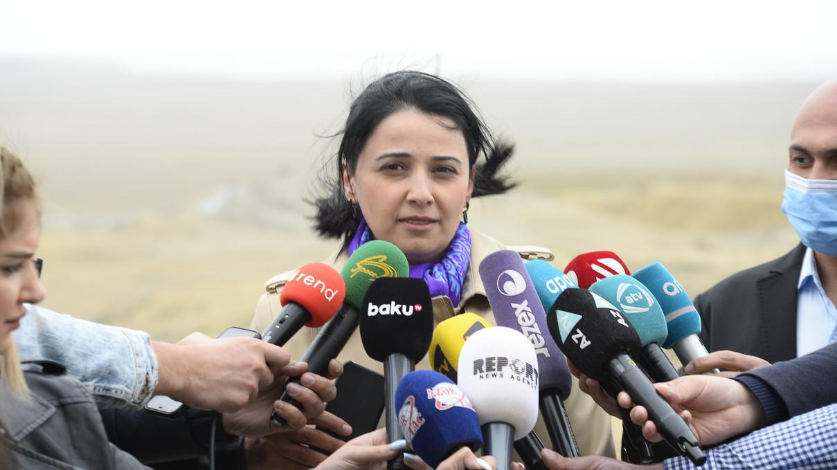 >Dövlət Turizm Agentliyi Palçıq Vulkanları Turizm Kompleksinə mediatur təşkil edib