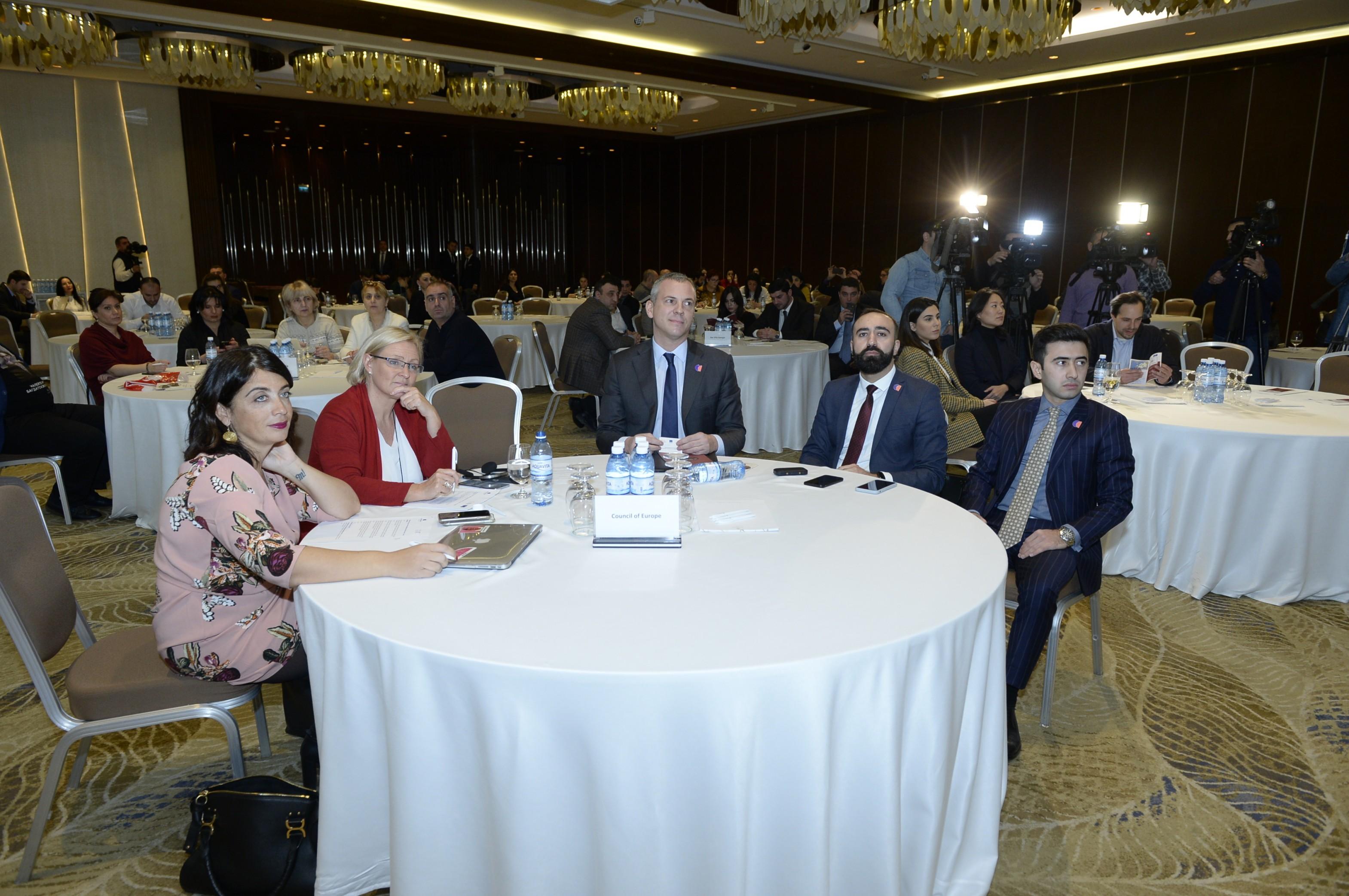 Bakıda keçirilən assambleyada Qafqazın şərab marşrutu yaradılıb