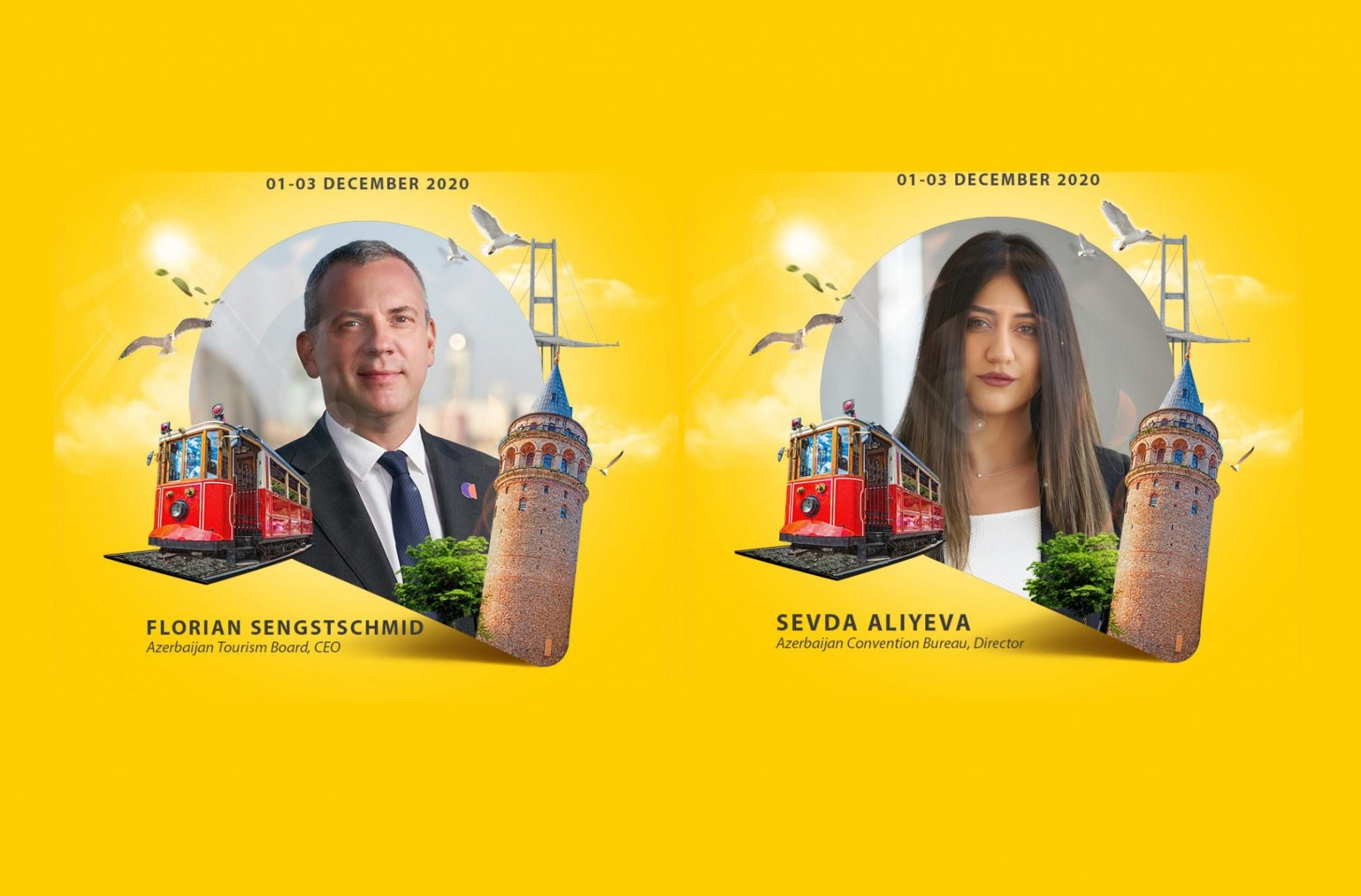"""Qarabağın turizm potensialı Türkiyənin """"Uzakrota Online 2020"""" turizm sammitində tanıdılıb"""